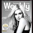 Katherine Jenkins - Jersey Weekly - 9 July 2010
