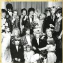 Ron Wood's wedding to Jo with guest