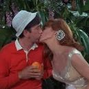 Tina Louise and Bob Denver