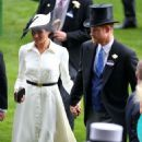 Meghan Markle – 2018 Royal Ascot Day One in Berkshire - 454 x 665