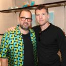 Sam Worthington- September 8, 2014-Variety Studio Presented By Moroccanoil At Holt Renfrew - Day 4 - 2014 Toronto International Film Festival - 401 x 594