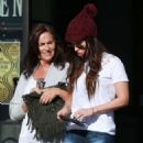 Megan Fox in Jeans out for a lunch in Malibu