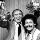 ITV 80's tv comedy favourites Tommy Cannon and Bobby Ball, or