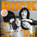Pete Townshend, Roger Daltrey, Keith Moon, John Entwistle - Classic Rock Magazine Cover [Germany] (November 2013)