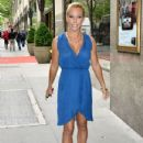 """Kendra Wilkinson stopped by NBC studios to promote her new show, """"Kendra on Top,"""" in New York, New York on June 5, 2012"""