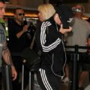 Katy Perry Arriving At Lax Airport In La