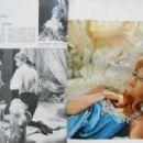 Michèle Mercier - Jours de France Magazine Pictorial [France] (11 June 1966) - 454 x 310