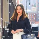 Miranda Kerr – Out and about in New York - 454 x 661