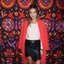 Jamie Chung – Anna Sui Fashion Show 2018 in New York - 454 x 681