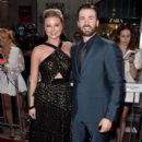 Chris Evans and Emily VanCamp - April 12, 2016- Premiere of Marvel's 'Captain America: Civil War' - Red Carpet