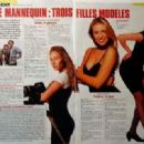 Vanessa Demouy - Tele K7 Magazine Pictorial [France] (10 September 1994)
