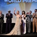 Los Angeles World Premiere Of Marvel Studios' 'Captain Marvel' - 454 x 305