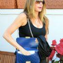 Sofia Vergara Leaving Il Pistaio Restaurant in Beverly Hills, January 14 2014