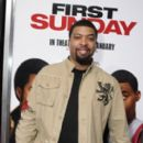 Screen Gems presents the World Premiere of 'First Sunday' - 267 x 400