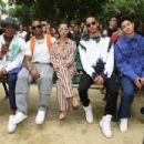 Louis Vuitton : Front Row - Paris Fashion Week - Menswear Spring/Summer 2020