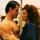 Michael Paré and Tawny Kitaen