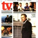 Daniel Craig - TV Kathimerini Magazine Cover [Greece] (21 February 2016)