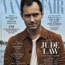 Jude Law - Vanity Fair Magazine Cover [Italy] (12 October 2016)