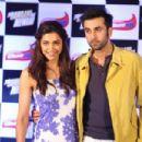 Ranbir Kapoor and Deepika Padukone : Close-up press conference to promote the the upcoming film 'Yeh Jawaani Hai Deewani' - 454 x 303