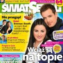 William Levy - Swiat Seriali Magazine Cover [Poland] (30 March 2012)