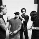 Fred Durst, James Hetfield, Marilyn Manson, Ozzy Osbourne