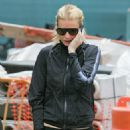Gwyneth Paltrow - Goes To The Gym In New York City - April 9 2010