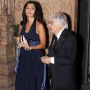Bernie Ecclestone and Fabiana Flosi - 383 x 610
