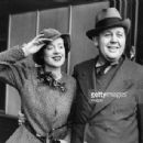 Elsa Lanchester and Charles Laughton