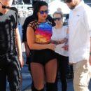 Demi Lovato Jimmy Kimmel Live In Hollywood