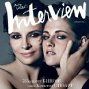 Kristen Stewart Juliette Binoche Interview Magazine Fall 2014