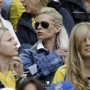 Zlatan Ibrahimovic and Helena Seger - 454 x 337