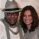 Bobby Brown and Alicia Ethridge