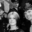Catherine Deneuve and David Bailey