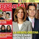 Cristina de Borbon and Inaki Urdangarin