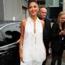 Nicole Scherzinger looking super sexy leaving the Radisson in Liverpool, England (July 19)