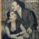 Toto and Franca Faldini