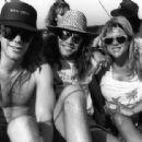 Jon Bon Jovi, Dave Bryan & Sam Fox