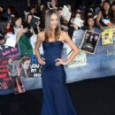 "Sharni Vinson: at the premiere of Summit Entertainment's ""The Twilight Saga: Breaking Dawn - Part 2"" at Nokia Theatre L.A. Live"
