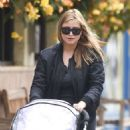 Holly Valance Out In Knightsbridge