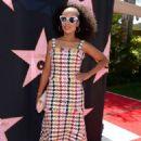 Kerry Washington – Eva Longoria Hollywood Walk Of Fame Ceremony in Beverly Hills