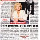 Marilyn Monroe - Zycie na goraco Magazine Pictorial [Poland] (30 June 2016)