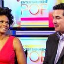 Dean Cain and Kimberly Elise  -  Wallpaper