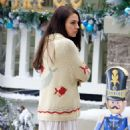 Mila Kunis – Filming 'A Bad Moms Christmas' set in Atlanta - 454 x 718