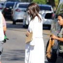Emily Ratajkowski On We Are Your Friends Set In Los Angeles