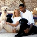 Tim Duncan and Amy Duncan