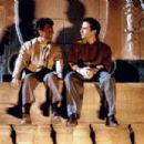 Andy Garcia and Dustin Hoffman in Hero (1992)