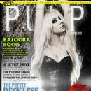 Taylor Momsen - Pulp Magazine Cover [United States] (September 2012)
