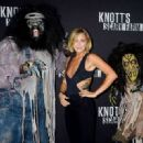 Scout Taylor-Compton – Knott's Scary Farm Celebrity Night Photocall in Buena Park