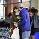 Dakota Johnson with Blake Lee – Shopping Candids In Los Angeles - 454 x 505