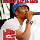 2010 Aids Walk NYC Concert featuring Leon & The Peoples poster